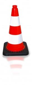 Cone de signalisation lesté K5a